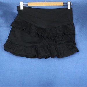 Skirt Shorts with Ruffles